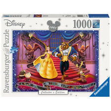 Ravensburger Disney Beauty & the Beast Collectors Edition 1000 Pc Jigsaw Puzzle