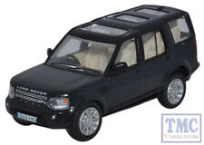 76DIS004 Oxford Diecast 1:76 Scale OO Gauge Land Rover Discovery 4 Baltic Blue