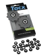 Tacx Circuit Wheels Jockey Wheels for Shimano Campagnolo Sram various Varieties
