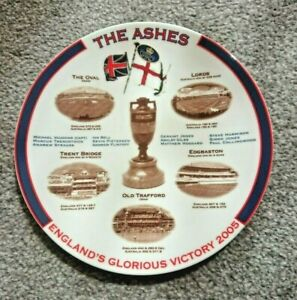 Aynsley Plate The Ashes