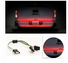 4 Way Flat Trailer Y-Splitter Plug&Play Extension Harness for Tailgate Light Bar