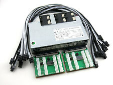 FusionSilicon X7+ Miner Power Supply 2400 Watt Delta 200-240V PSU Platinum Rated