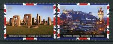 United Nations UN Geneva 2018 MNH UNESCO Heritage UK Stonehenge 2v Set Stamps