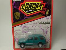 CHEVROLET BLAZER ROAD CHAMPS 6480 1:43