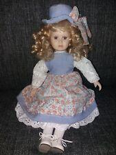 Puppen 2 ältere Puppen Porzellan oder Keramik