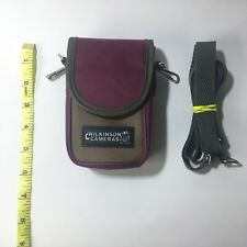 VTG Wilkinson Protective Camera Case/pouch With Shoulder Strap/Compact Cameras