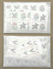 Mint Singles Christmas 5-Cent Commemorative Issues 300 Stamps Mnh