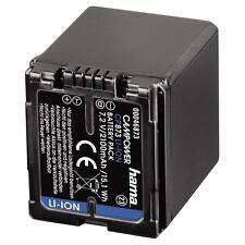 Hama Batterie CP 873 pour Panasonic, identique vw-vbg260, Li-Ion 46873