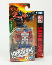 NEW Transformers OPTIMUS PRIME War For Cybertron Kingdom WFC-K1 Core Hasbro 2020