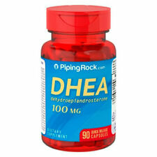 Piping Rock 100mg DHEA 90 Capsulas
