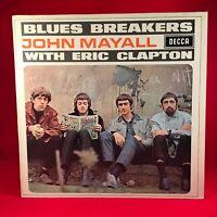 JOHN MAYALL Blues Breakers 1986 vinyl LP EXCELLENT CONDITION Eric Clapton