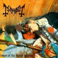 Mayhem - Dawn Of The Black Hearts CD Darkthrone Venom Celtic Frost Hellhammer
