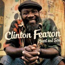 Clinton Fearon - Heart & Soul CD - SEALED Roots Reggae Album