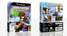 Skies of Arcadia Legends Game Cube case + box Art Work Cover no game