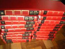 Bertelsmann LEXIKON LEXIKOTHEK Vorl. kplt. 20 Bände + 3 Zusatzbände !! gold rot