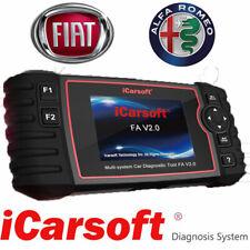 ICARSOFT FA V2.0 FIAT ALFA ROMEO MULTI SYSTEM CAR DIAGNOSTIC CODE SCANNER TOOL