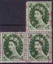 GB SG582 1952 MULTIPLE