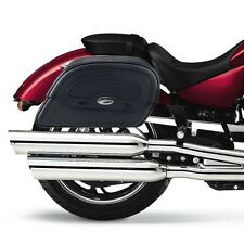 VICTORY VEGAS Saddlebags/ Pannier Bags & RIGID SUPPORT BRACKETS: S0438 & W0056