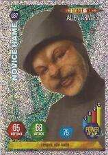 "Doctor Who Alien Armies - ""Novice Hame"" Glitter Foil Card G37"