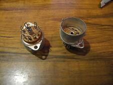 USA 9 pin Miniatue Socket w shroud 12AX7 Stock# (9PPSOCK)