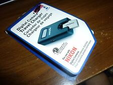 New Digipower TC-55N Travel Battery Charger for Nikon EN-EL/5/6/10/11/12/19