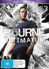 The Bourne Ultimatum (DVD/UV) = NEW DVD R4