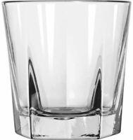 Double Old Fashioned Rocks Whiskey Scotch Glasses 12 Oz -Set of 4-heavy Base Ele