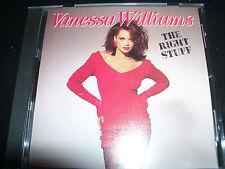 Vanessa Williams The Right Stuff (USA) CD Like New Mint