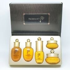 The History of Whoo Gongjinhyang 5 Pcs Special Gift Kit Travel Set K-Beauty