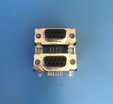 750585-4 AMP D-Sub Standard Connector DB-9 FEMALE RCPT