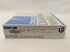 DISCO GRIND WHEEL INFEED CREEP DIAMOND GRINDING WHEEL DRSI0017 IF-01-1-5/10