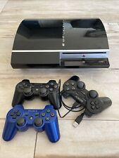 Sony PlayStation 3 80GB Piano Black Spielekonsole (CECHL04 - PAL)
