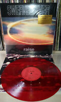 LP SWERVEDRIVER - RAISE - RED - NUMBERED - MOV - MUSIC ON VINYL