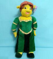 "Dreamworks Shrek 2 Princess Fiona Ogre Plush Stuffed Doll Toy 20"" Nanco 2004"