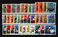 Switzerland 36 Mostly Used 1970s Semi Postals / Few Faults - C1155