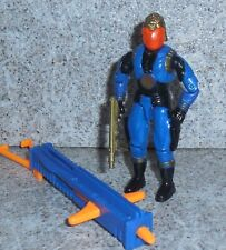 Gi Joe COBRA COMMANDER Hasbro 1991 Figure