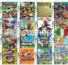 300 GIOCHI DS R4 2021 BAMBINI NINTENDO NEW 2DS XL- 3DS XL- 3DS -2DS -NDS+OMAGGIO