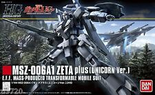ZETA plus ( UNICORN VER. )  BANDAI HGUC 1/144 Plastic Model Kit Gundam