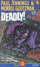 Deadly!: Hunt: Book 4: Hunt by Paul Jennings, Morris Gleitzman (Paperback, 2001)