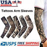 12 pcs Tattoo Cooling Arm Sleeves Cover Basketball Golf Sport UV Sun Protection