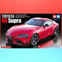 Tamiya 1/24 Toyota GR Supra model car kit #24351