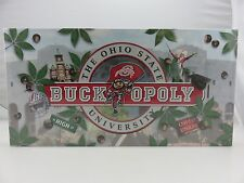 BUCKOPOLY Ohio State U. OSU Buckeyes Version Of Monopoly NEW SEALED Made In USA
