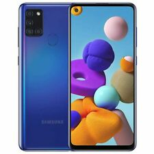Samsung Galaxy A21s A217M 64Gb Dual Sim Gsm Unlocked Android Phone - Blue