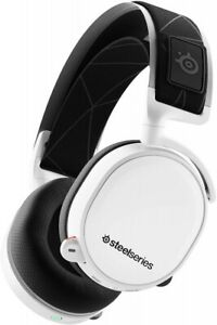 SteelSeries 2019 Edition Gaming Headset Arctis 7 White 61505