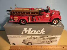 1st Gear 1960 MACK FIRE TRUCK B-Model TEXACO PUMPER 1:34 Scale MIB
