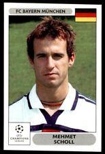Panini Champions League 2000/2001 - Mehmet Scholl FC Bayern München No. 221