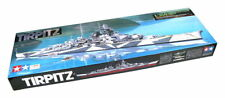 Tamiya Military Model 1/350 War Ship German Battleship TIRPITZ Scale Hobby 78015