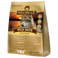Wolfsblut Wild Duck Large Breed 15 kg ***MEGAPREIS *** von Flixzoo