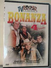 TV Classics Bonanza, Four Episodes brand-new never open (2003)
