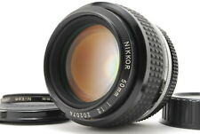 Near MINT / Nikon Ai 50mm F/1.2 Nikkor SLR 35mm Film Fotocamera Da Giappone